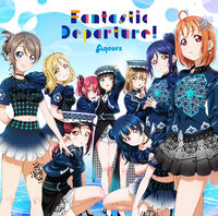 Fantastic Departure Cover