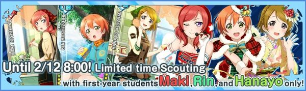 (2-10) First Years Limited Scouting