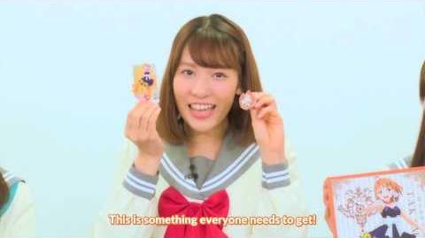 ENG SUB Uranohoshi Girls' High School Store Online Shopping Program Vol. 5
