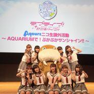 Floating Sunshine!! - Aqours June 26 2016 - 2