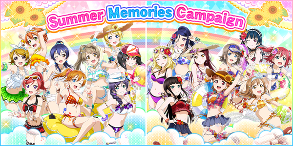 Summer Memories Campaign