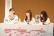 Doki Doki Sunshine 3rd Years Panel