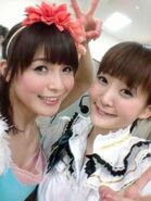 1stLoveLive Emitsun&Shikaco