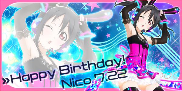 Happy Birthday, Nico! 2015