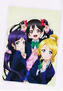 Dengeki Love Live! 3rd Years