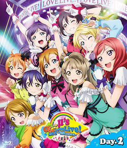 Μ's Go→Go! LoveLive! 2015 ~Dream Sensation!~ Day 2