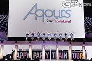2nd Live - Aqours - 1