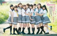 Seiyuu Animedia Nov 2016 - 2 Aqours