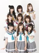 Anisong World Matsuri ~Japan Kawaii Live~ Website Poster - Aqours