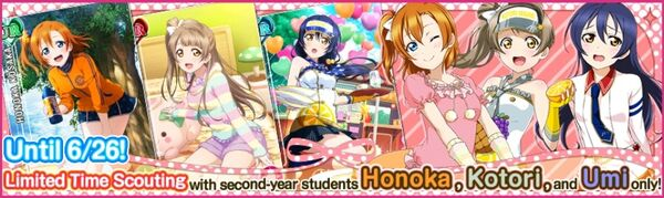 (6-23) Second Years Limited Scouting