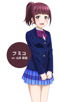 Fumiko Infobox ID