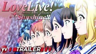 Love Live! Sunshine!! - La serie in simulcast su Yamato Animation - Trailer