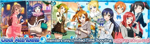 (6-13) Cool Limited Scouting