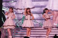 Aqours First Live - Komiya Arisa, Suwa Nanaka and Takatsuki Kanako 01