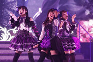 Aqours First Live - Aida Rikako, Kobayashi Aika, Suzuki Aina 01