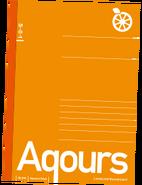 Aqours CLUB Notebooks - Chika