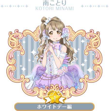 You Decide ♪ Request UR! Results (Kotori)