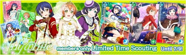 (7-7) lily white Limited Scouting
