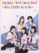 Aqours First Live Pamphlet - 04