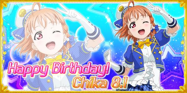 Happy Birthday, Chika! 2016