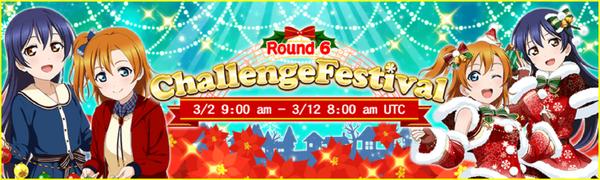 Challenge Festival Round 6 (EN)
