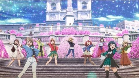 Love Live! Sunshine!! The School Idol Movie Over the Rainbow PV 1