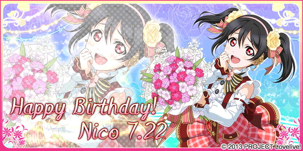 Happy Birthday, Nico! 2017