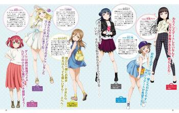 Dengeki G's Mag Oct 2016 Cover Girl Vote 2