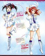 Nico-Maki Wonderful Rush Magazine Scan