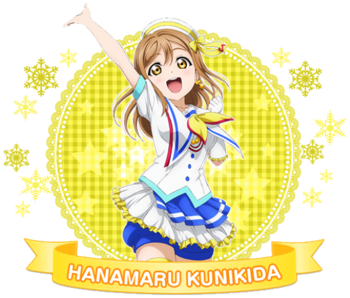 Together with Aqours♪ Winter Break Plan! Results - Hanamaru