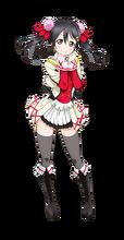 Yazawa Nico Character Profile (Pose 6)