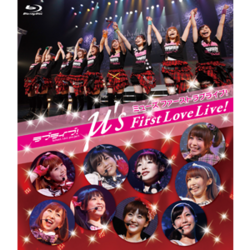 M's First Love Live! Blu-ray
