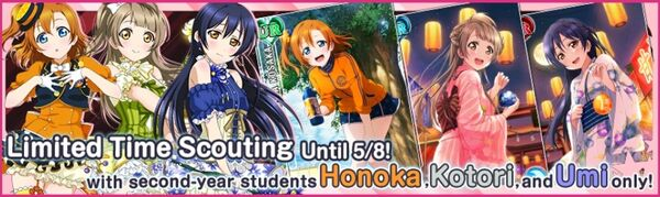 (5-6) Second Years Limited Scouting