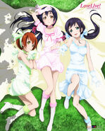 Lily white Dengeki G's Mag Aug 2011 Textless