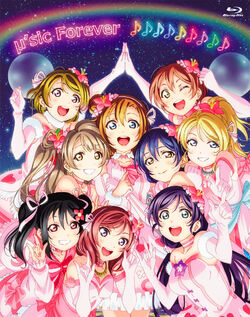 Μ's Final LoveLive! ~µ'sic Forever♪♪♪♪♪♪♪♪♪~ Memorial BOX