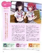 Dengeki G's Magazine Oct 2015 Dia Ruby