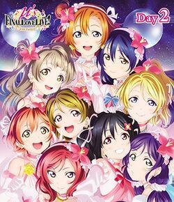 Μ's Final LoveLive! ~µ'sic Forever♪♪♪♪♪♪♪♪♪~ Day 2