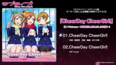 CheerDay CheerGirl! PV