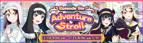 Episode 6 Adventure Stroll EN