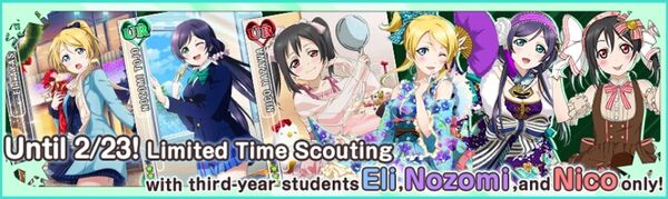 (2-21) Third Years Limited Scouting