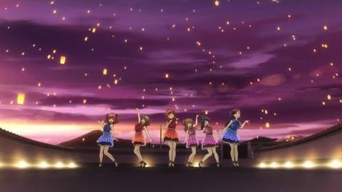 Love Live! Sunshine - Yume de Yozora o Terashitai