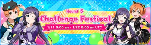 Challenge Festival Round 5 (EN)
