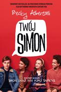 Twój Simon (Simon Alternative Polish Edition)