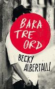 Bara tre ord (Simon Swedish Edition)