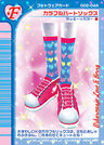 Colorful Heart Socks