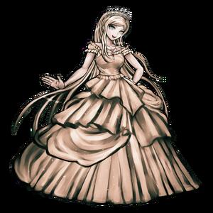 Sonia Nevermind Illustration
