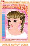 Girlie Curly Long V1