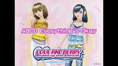 オシャレ魔女 ラブ and ベリー ABCD Everything's Okay (English Version)