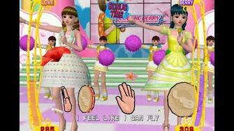 Love and Berry Dress Up and Dance! Angel (Tambourine Ver)