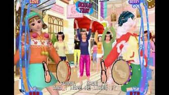 Love and Berry Dress Up and Dance! Daddy's Birthday (Tambourine Ver)